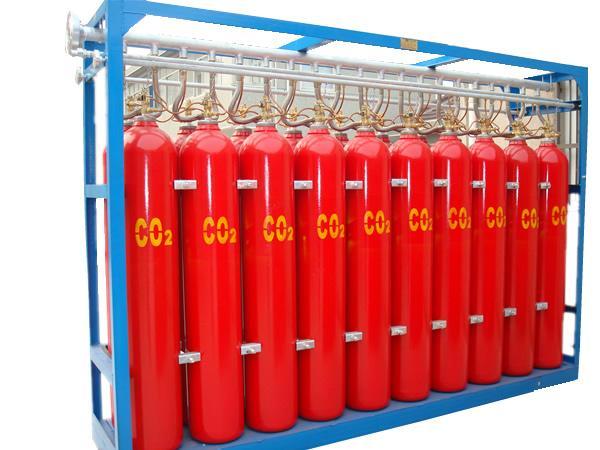 高压二氧化碳灭火系统供应商 广州鹰穗