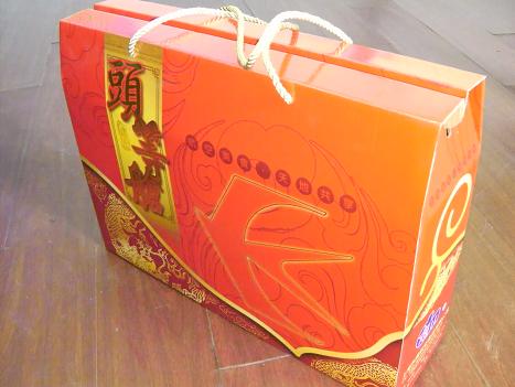 简单礼品盒的折法步骤图解