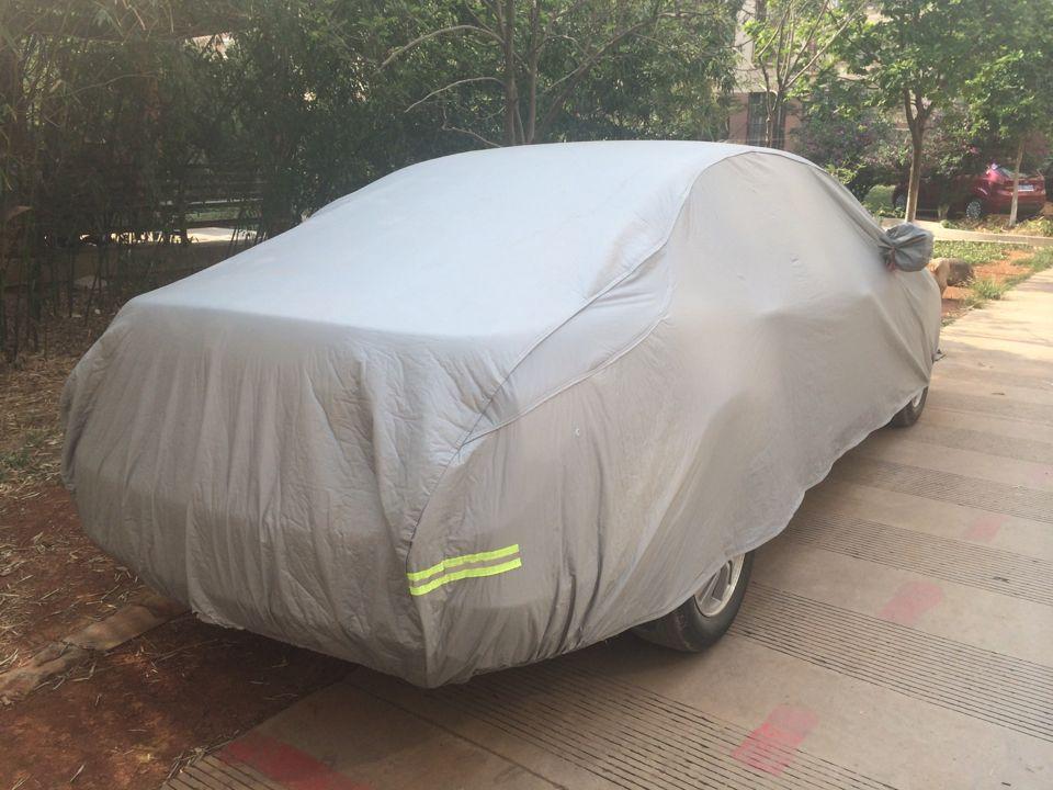 昆明汽车防尘罩车衣 高清图片