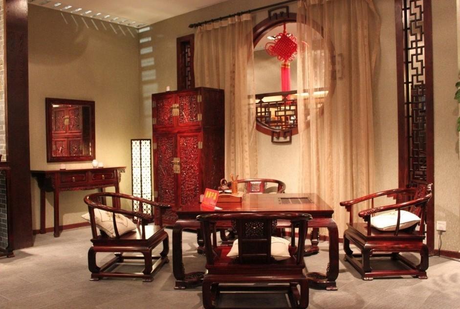 欧式红木家具-新时代古典家具