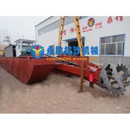 安徽120方半液压/绞吸式抽沙船