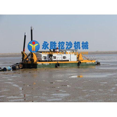 天津60方全液压/绞吸式抽沙船