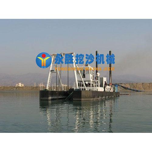 印尼450方全液压/绞吸式抽沙船