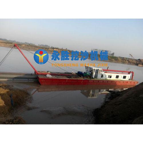 台州挖泥清淤船