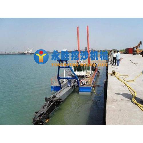 天津挖泥清淤船