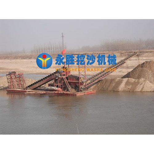 60方挖沙船