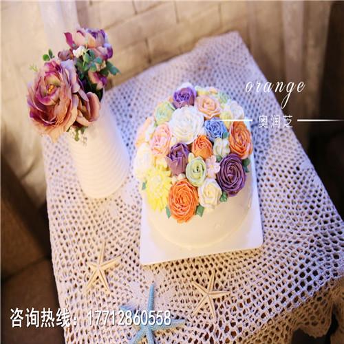 浙江韩式裱花杯子蛋糕