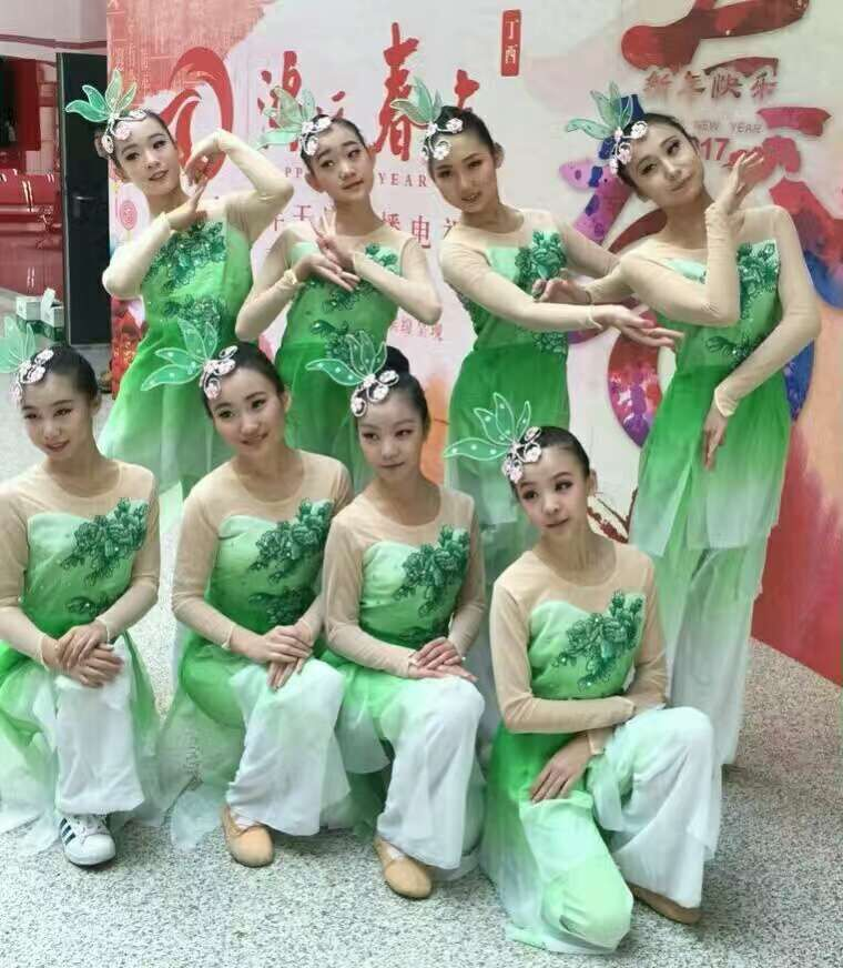 天津舞蹈培训--专业艺考生培训--中学生一对一图片