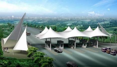 广场膜结构设计师表示世界在呼吁建绿色膜结构建筑!