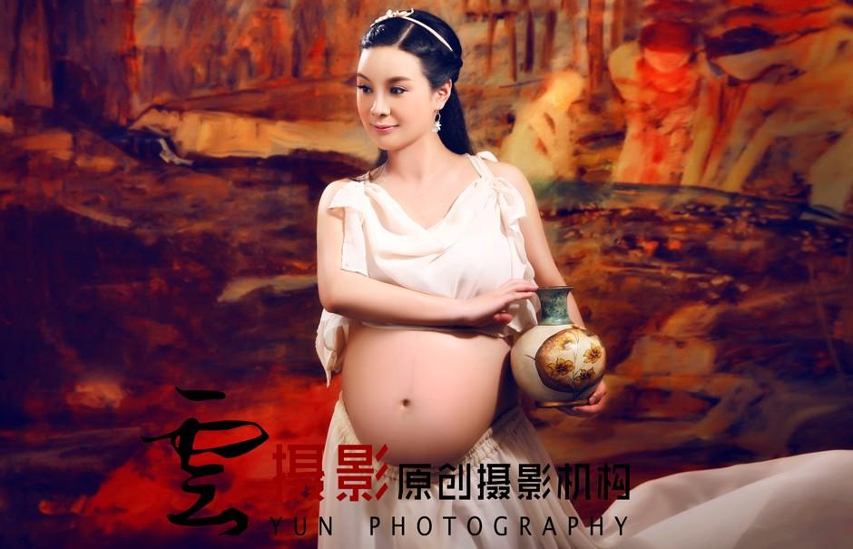 南京孕妇照南京大肚照大肚皮