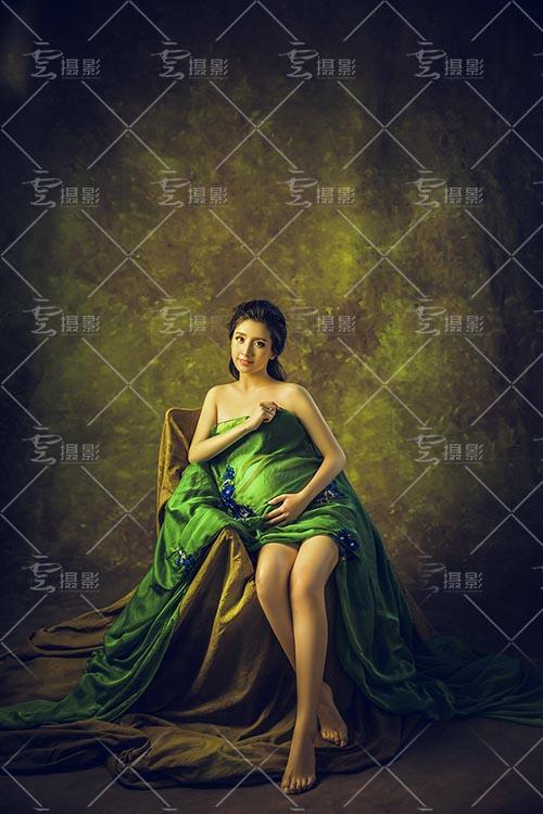 南京拍孕妇照可以在肚子上画彩绘吗