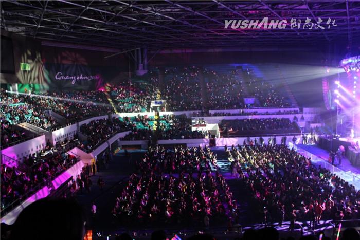 广州演唱会策划演唱会舞台搭建广州演唱会灯光音响图片