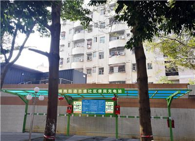 深圳刷卡扫码式电动车充电桩winnal专业生产出售