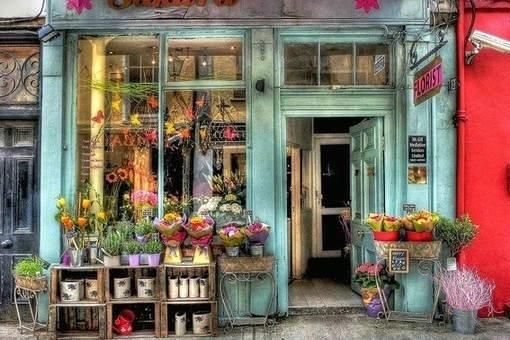 企业资讯      顺利的开一家花店,选店面,装修,备齐相关图片