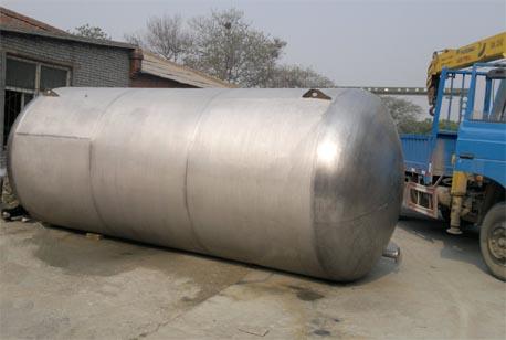 无塔供水压力罐厂家
