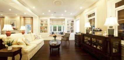室内装修书房装修有哪些风格 高清图片
