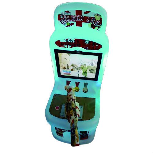 想创业做儿童游乐设备加盟项目好投资低