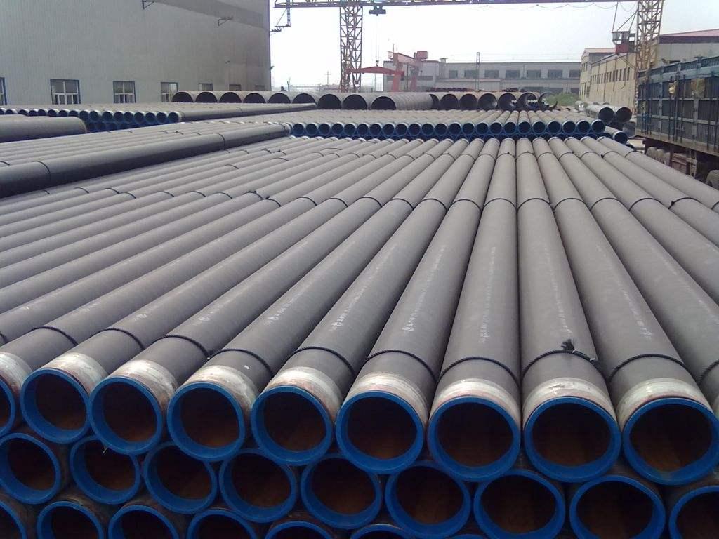 环氧树脂防腐管聚氨酯保温管厂家赵林销售各种螺旋管厂家中电