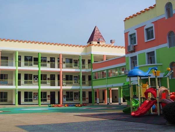 幼儿园搭建吧房子