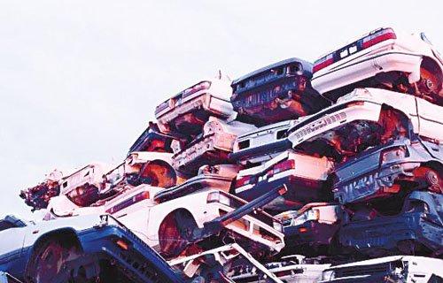 郑州市单位及个人如何正确做到报废汽车回收 解决汽车在上高清图片