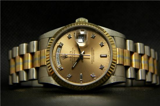 上海哪里回收二手劳力士手表