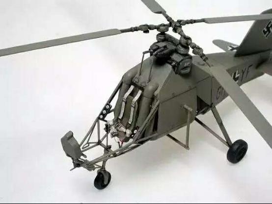 直升机结构与设计展示