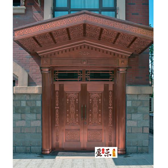 上海铜门样式,别墅围墙价格,厂家庭院铜门铜门别墅价格俄罗斯的图片
