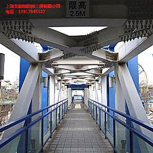桥梁钢结构|上海重型钢构加工|上海重型钢构公司|上海