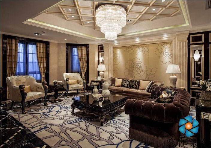 三林世博家园室内装修 儿童房装修 商品房容阳装饰是您智慧的选择高清图片