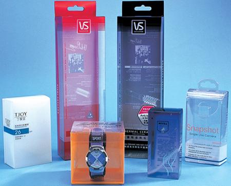 PVC胶盒PP塑料盒PET包装盒印刷定做上海厂家,全市低价,免费设计