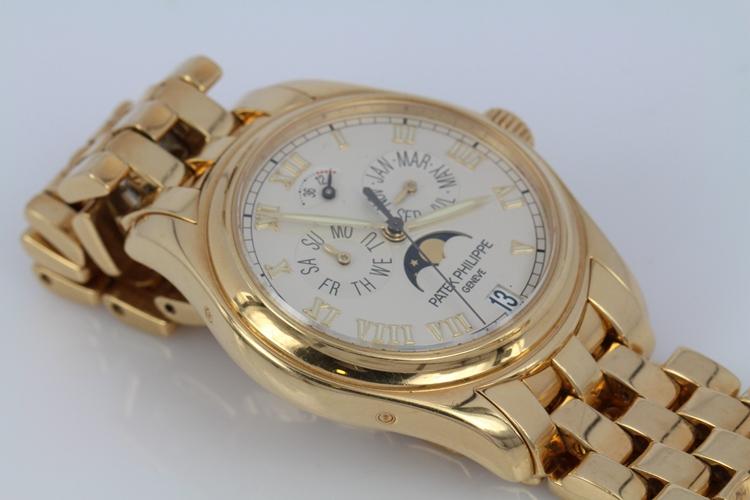 百达翡丽的手表价格