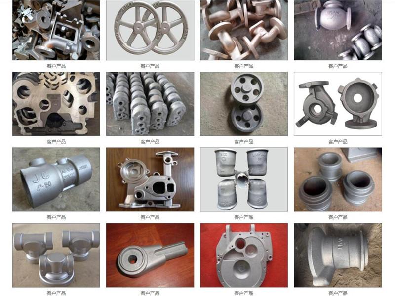 全自動造型機 產品案例