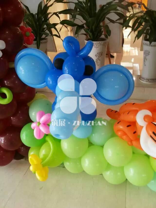 张家口炫彩气球培训,气球编织培训,花样气球培训,创意