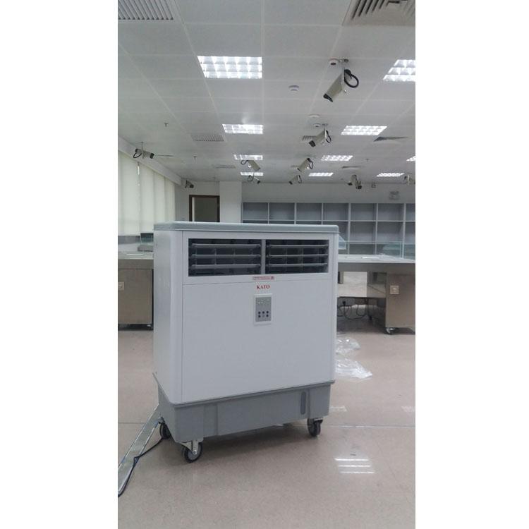 商用空气净化器厂家多数采用含静电集尘设备除尘杀菌