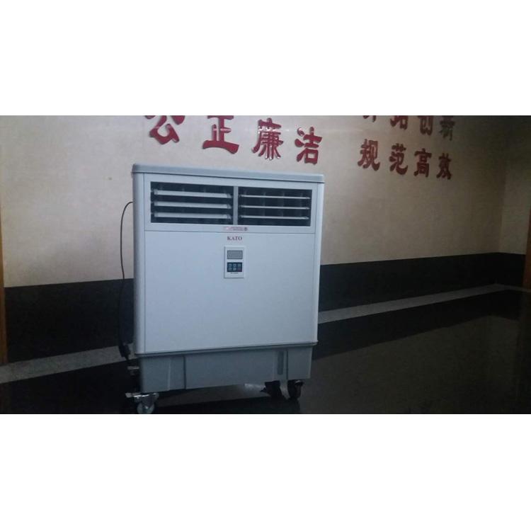 银行金库房专用空气净化器