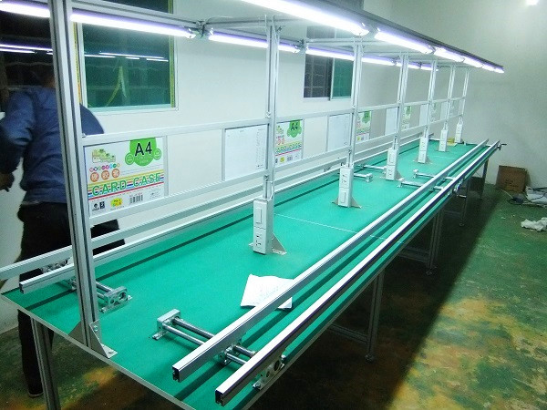 电器电路板自动插件线专业的生产厂家【中山华富设备】13923313512