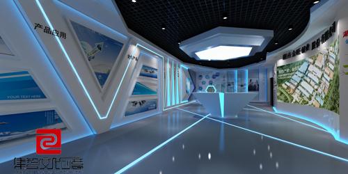 珠海展厅装修设计公司图片