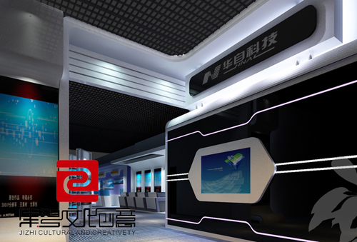 珠海展厅装修,珠海展厅设计效果图