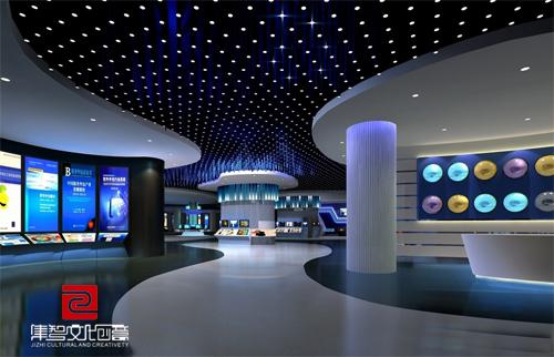 清远展厅装修设计策划的创意方法
