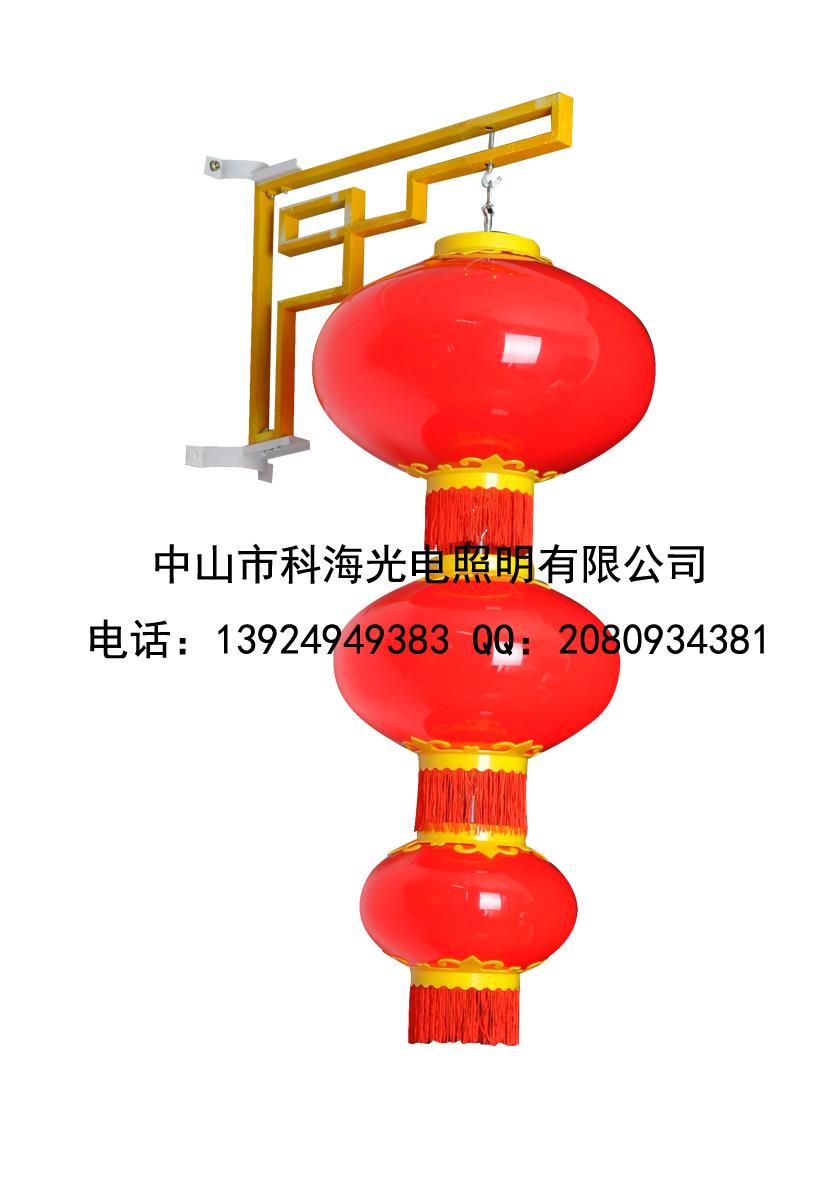 中国梦景观灯笼,led道路灯杆安装灯笼