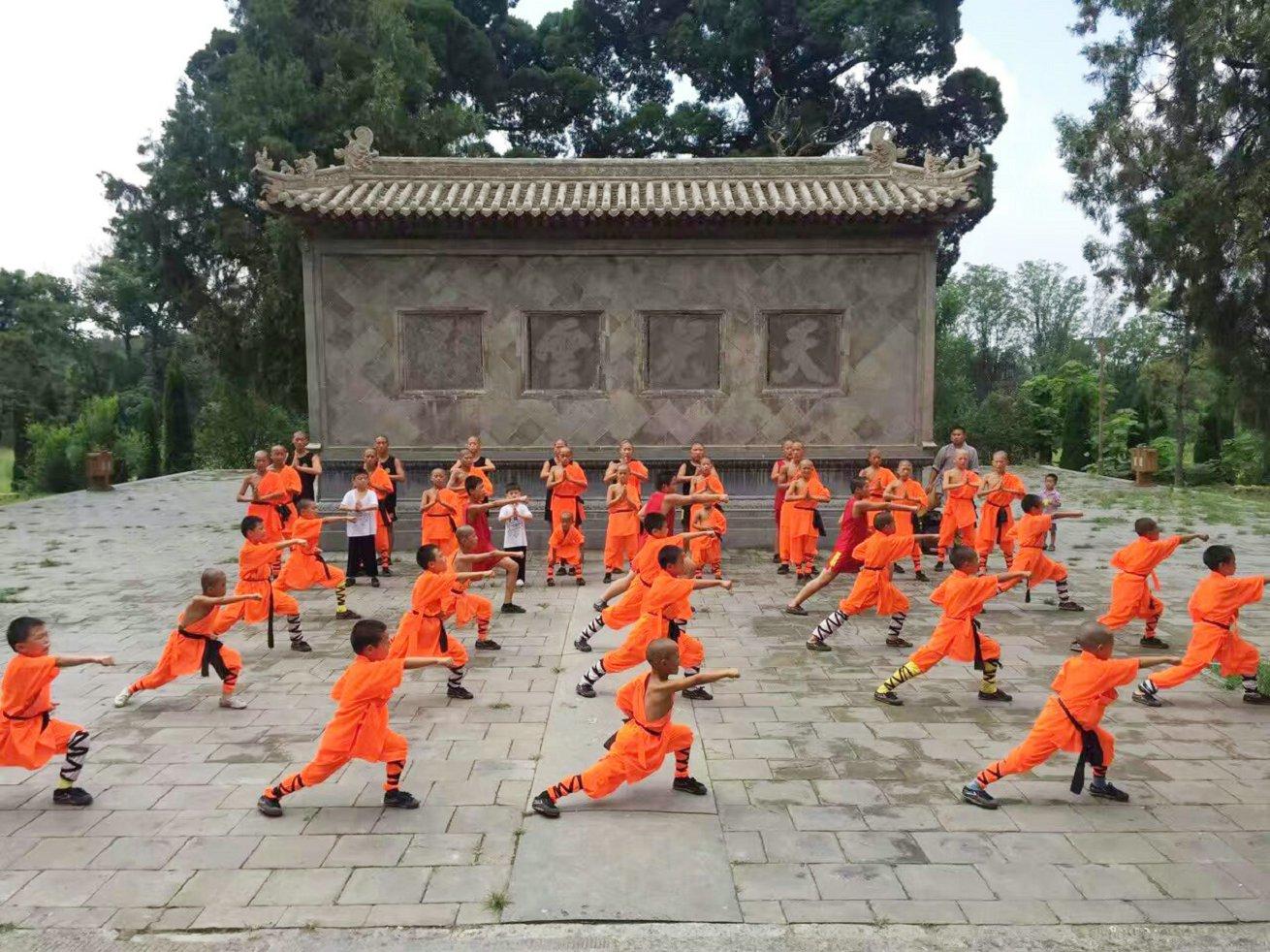 少林功夫-嵩山武术暑假班招生哪家比较专业,成人学武术有什么好处