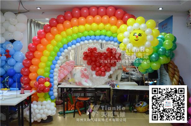 专业的店内气球装饰培训学校在哪里