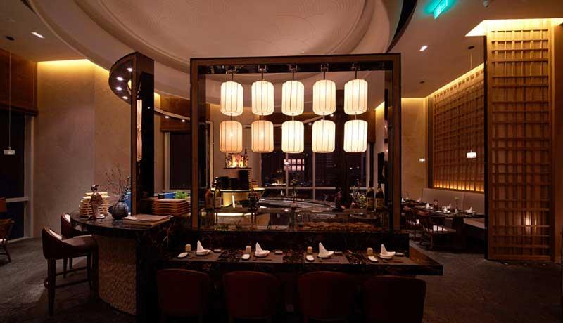 酒店室内照明设计--烟台万达酒店    图三图片