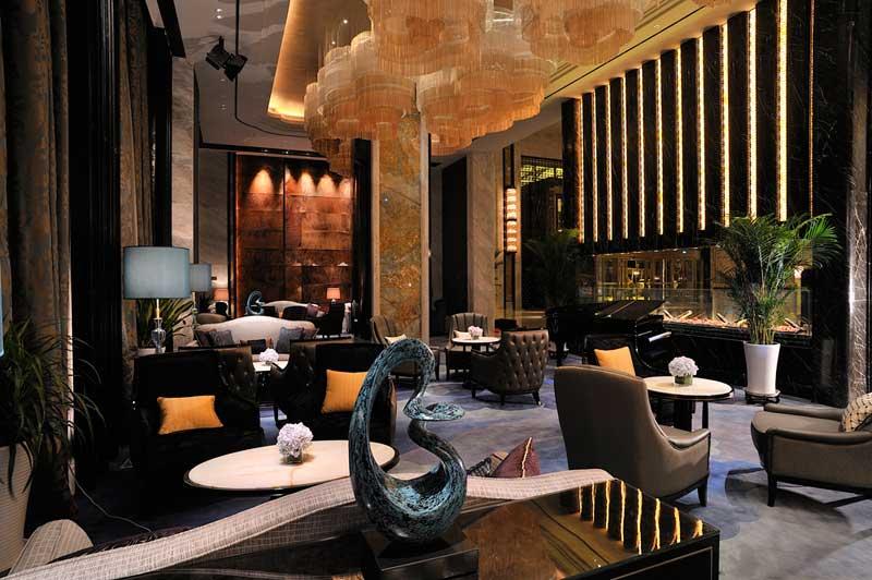论现代室内设计中灯光在餐厅设计中的应用--毕业论文