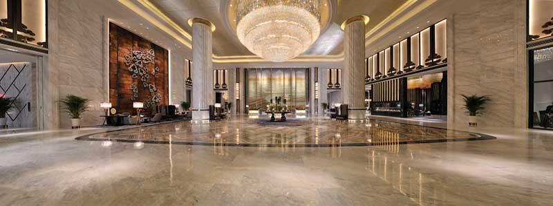酒店室内灯光照明设计案例欣赏--大堂|餐厅|多功能厅图片