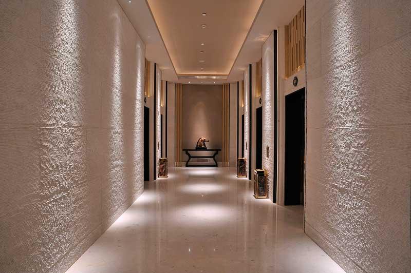 酒店室内灯光照明设计案例欣赏--大堂|餐厅|多功能厅