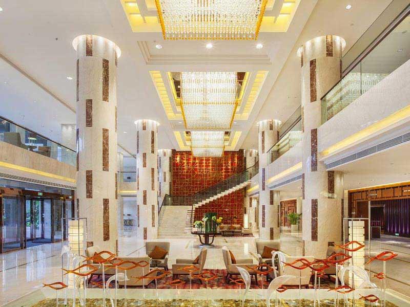 酒店室内灯光照明设计欣赏 多图 大堂|餐厅|会议室图片