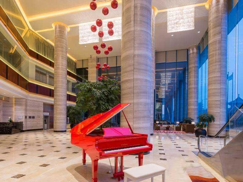 如何根据不同进行酒店室内灯光照明设计?多图案例欣赏