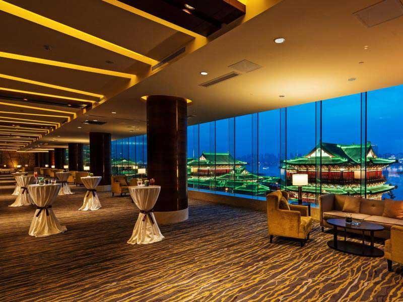 如何根据不同进行酒店室内灯光照明设计?多图案例欣赏图片