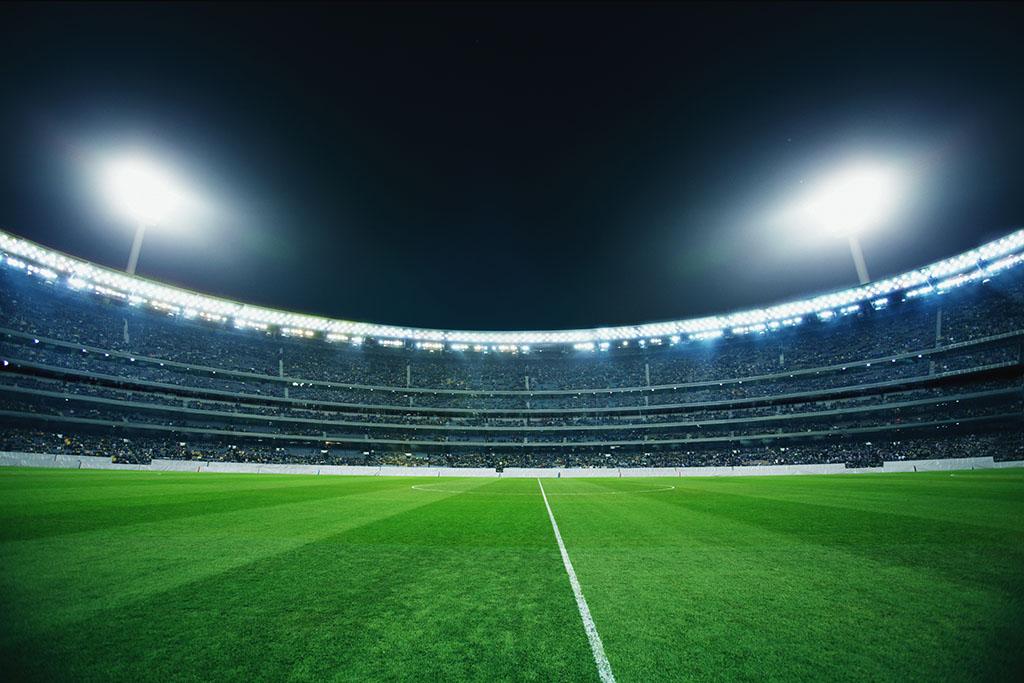 足球场灯光照明光源的选择有什么要求?中筑天佑照明公司
